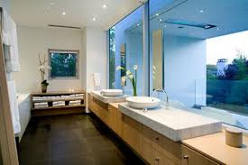 Modern House Interior Bathroom - Modern house interior