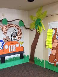 Jungle Decoration Jungle Bulletin Board Jungle Theme Classroom Jungle Theme And App