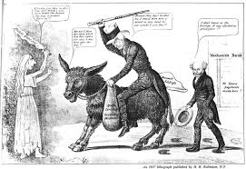 Kitchen Cabinet Andrew Jackson Showing Post Media For Old Hickory Andrew Jackson Cartoon Www