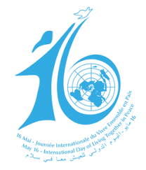 May 16 International Day of « LIVING-TOGETHER IN PEACE ...