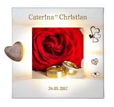 Leuchtbild Zur Hochzeit