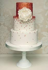 Beautiful Rose Gold Wedding Cakes Hitchedcouk