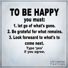 Professional Quotes Mesmerizing Professional Quotes To Be Happy You Must 48 Let Go Of Whats Gone 48