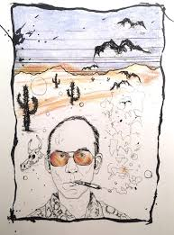 behind the dedications hunter s thompson literary hub by gabriella shery ""