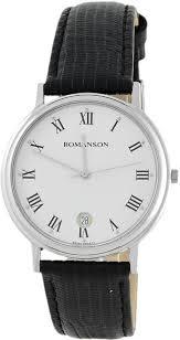 Наручные <b>часы Romanson TL0162SMW</b>(<b>WH</b>) — купить в ...