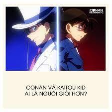Conan Vietnam FC - Trước tiên cần phải nói rõ một điều, bộ kỹ năng của Conan  và KID (Kaito) là hoàn toàn khác nhau, Conan sở trường là suy luận, KID