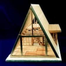 Kodiak Steel Homes  Lakeside A Frame SeriesA Frame House Kit