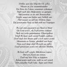 Sprüche Silberhochzeit Glückwünsche Weg Der Ehe Gedicht Emotional