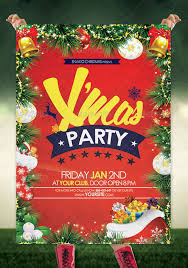 christmas event flyer template 30 christmas holiday psd ai flyer templates pixel curse