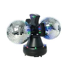 Disco Lights Kmart Rotating Mirror Ball With Lights Party Stuff Mirror Ball
