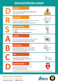 Resuscitation Chart Download
