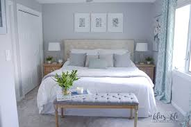 master bedroom reveal lilies and life