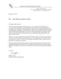 Recommendation Letter Mark Fania