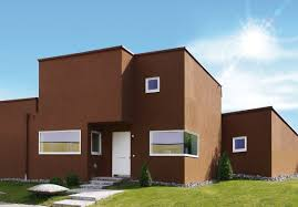 Probleme Und Lösungen Bei Dunklen Fassadenfarben Mappe