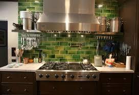 kitchen captivating wall mounted cook hood green backsplash tiles on kitchen wall mount pot rack cabinet