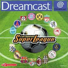 Sega Dreamcast Spiel – European Super League PROMO super selten › Gameothek