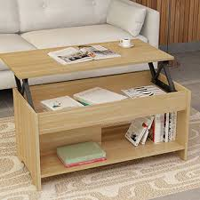 lift coffee table wooden tea table