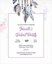 Wedding Invitations Templates Purple Blank Wedding Invitations Templates Purple Awesome Debut Invitation