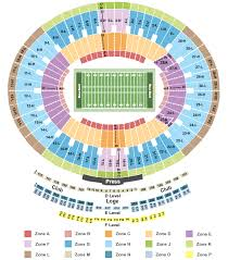 Five Points Irvine Seating Chart Rose Bowl Stadium Seating Chart Rose Bowl Stadium