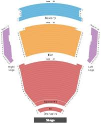 Tpac Andrew Jackson Seating Chart 54 Paradigmatic Nashville Performing Arts Center Seating Chart