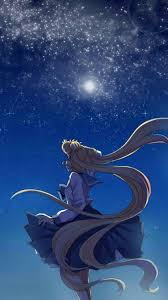 Sailor Moon Night Aesthetic Wallpapers ...