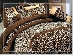animal print comforter sets king leopard print curtains bedroom ideas comforter set regarding animal bedding sets
