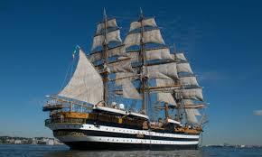 La nave Scuola Amerigo Vespucci in arrivo in Sicilia: ecco dove si fermerà  - La Sicilia