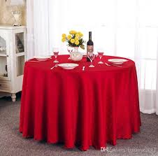 table cloth table cover round for banquet wedding party decoration tables satin fabric table clothing wedding tablecloth home textile wt021 linen