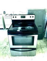 whirlpool oven door replacement whirlpool electric range glass top replacement wall oven door kitchen splendid heating