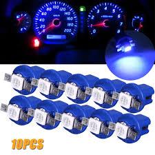 10pcs B85d 509t B85 5050 Led 1 Smd T5 Lamp Car Gauge Speedo Dash Bulb Dashboard Instrument Light