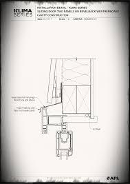 cad doors plan dwg blocks free sc st remarkable sliding glass door autocad detail gallery