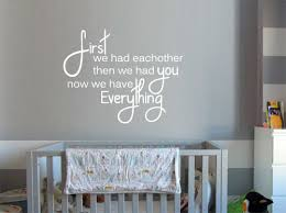 cute baby wall quote vinyl wall art quote sticker decal vinyl interior decor now we have everything on cute nursery wall art with wall decals cute baby wall quote vinyl wall art quote sticker