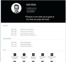 Free Unique Resume Templates. 9 Best Free Resume Templates Images On ...