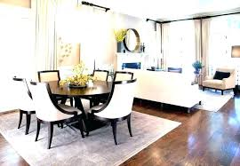 dining room rug ideas or no rugs uk round table large furniture stunning