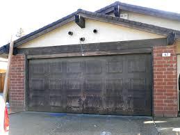 garage doors sacramentoChangeWoodGarageDoortoRollUpDoorRoseville