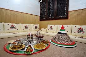 floor seating dining table. Souq Al Mubarakiya Restaurant: Felicha Seaside Dining Hall (Arabic Floor Seating) Seating Table