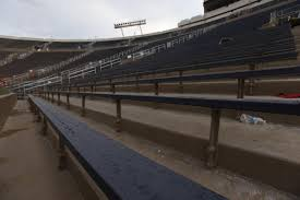 Seats Are Two Inches Wider At New Notre Dame Stadium Yes