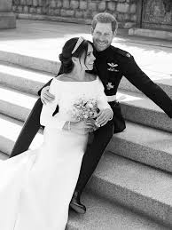 Image result for meghan and harry wedding