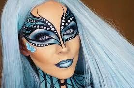 buterfly makeup ideas for halloween