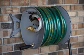 best wall mount garden hose reel reviews