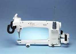 """Baby Lock Long Arm & ... the machine's """"brain"""" to make longarm quilting easier for you! Read on  to learn which member of the Baby Lock Royal Longarm Family is right for  you. Adamdwight.com"""