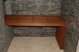Beautiful Teak Shower Bench Furniture In Bathroom Ange O 2017 And Benches  For Inspirations Your