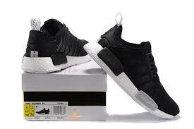 adidas shoes nmd womens black. adidas nmd womens runner lush black white shoes nmd