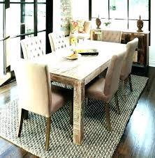 round distressed wood dining table wooden tables rustic reclaimed with leaves