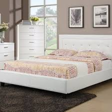Best White Tufted Bed Products on Wanelo