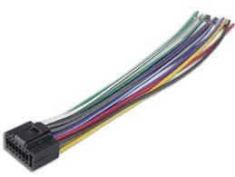 amazon com kenwood car stereo head unit replacement wiring aftermarket engine wiring harness at How Much Does A Wiring Harness Cost
