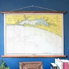 Destin Florida And Choctawhatchee Bay Vintage Nautical