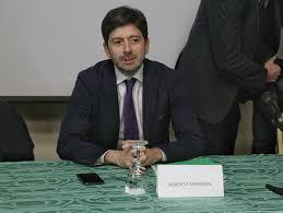 Regionali, il Ministro della Salute Speranza a Reggio ...