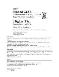 edexcel gcse mathematics linear 1ma0 simultaneous equations with a