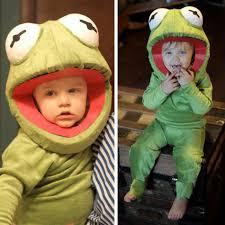 cool homemade kermit the frog costume for kids costumemodels com